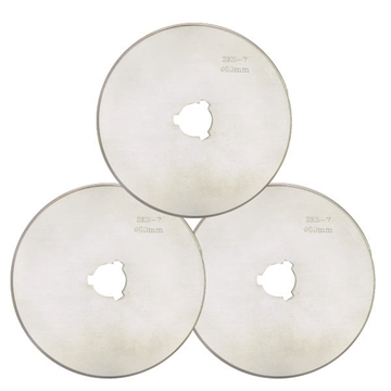 Picture of 60MM ROTARY CUTTER REPLACEMENT BLADE 3 PACK